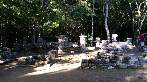 Zona Arqueològica de Cobá