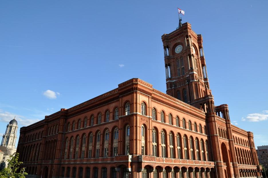Ayuntamiento Rojo