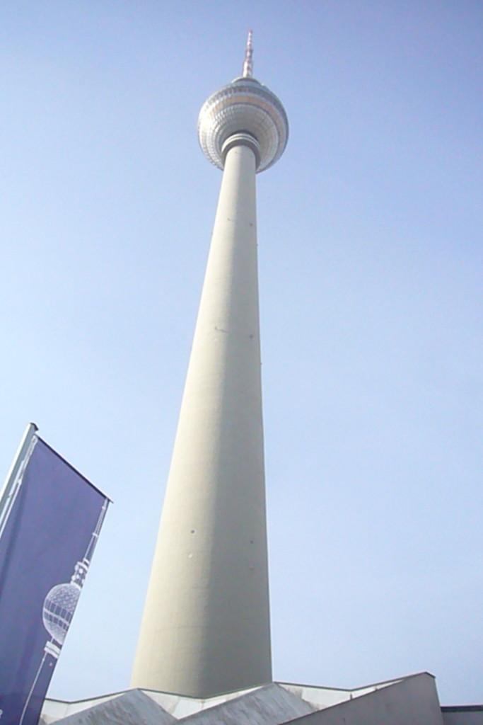 Torre de TV en Alexander Platz
