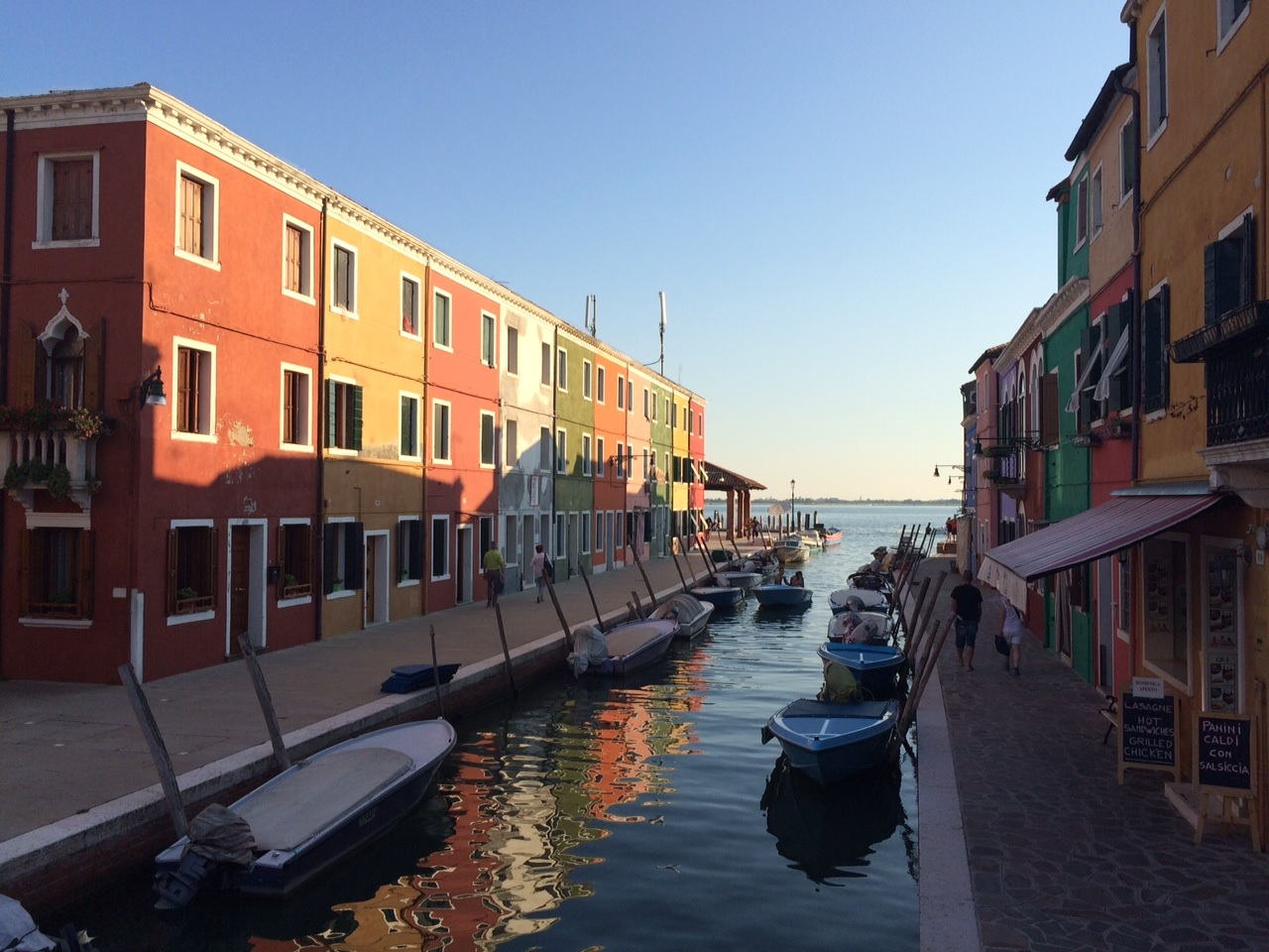 Una semana en Italia