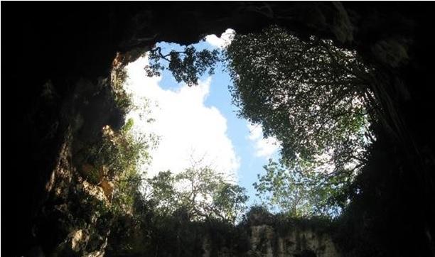 Turismo Extremo en las Grutas Calcehtok Yucatán