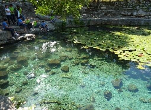 Cenote Xlacah