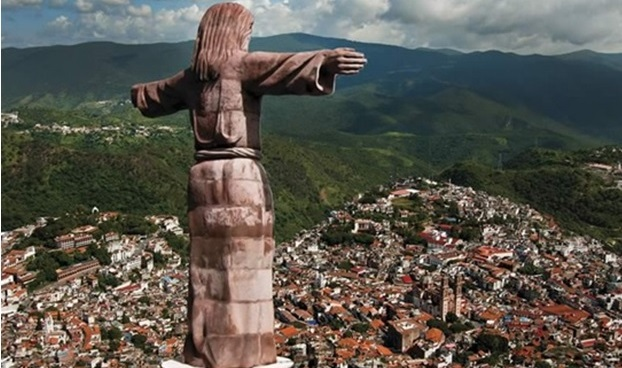 Cristo Monumental Taxco (large)