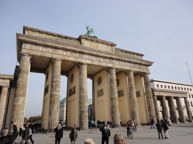Berlín, mi ciudad favorita =)