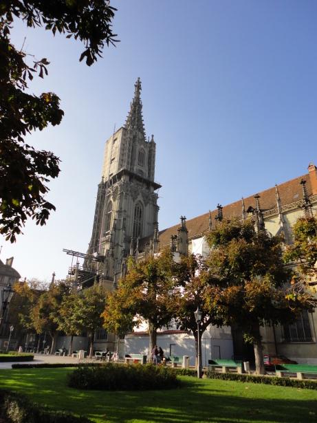 Berna, un reloj suizo hecho ciudad