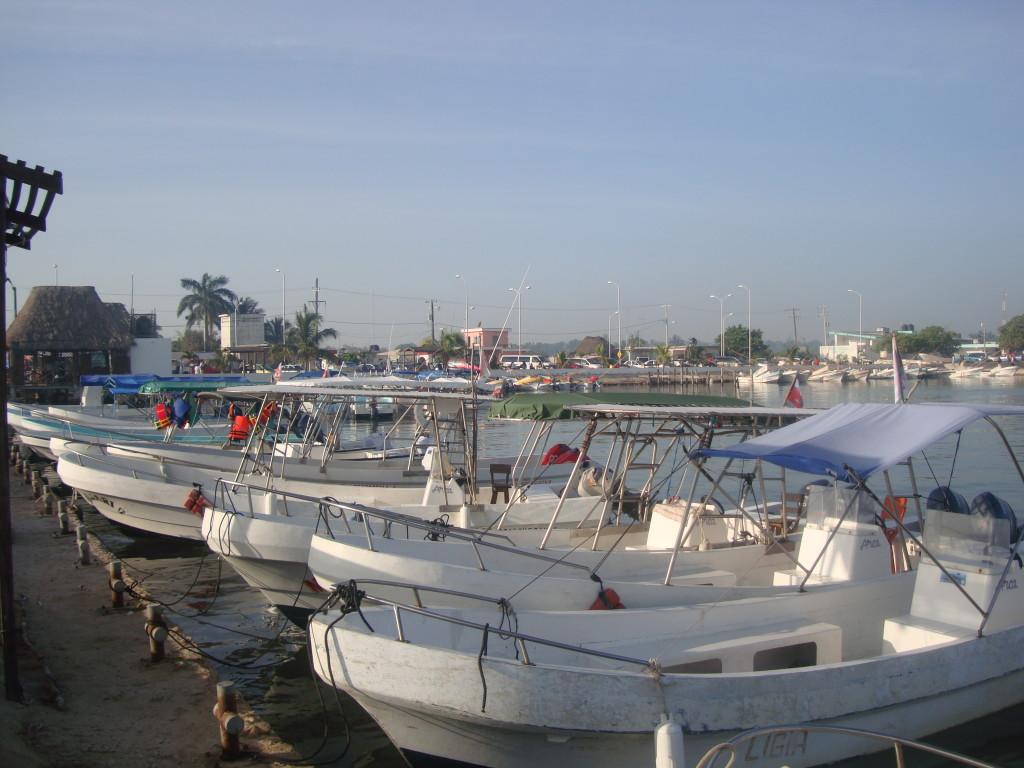 Puerto de Chiquilá